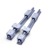 linear guide and bearing